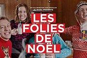 DJ MARC Présente: Les Folies de Noël