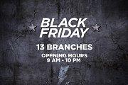 Black Friday 2017 at Khoury Home