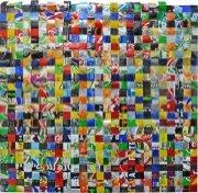 Fragments, a solo exhibition by Leila Jabre Jureidini