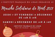 Marché Solidaire de Noël 2017