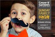 Sunday Funday at Casper & Gambini's AUBMC