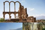 The Ancient City Of Anjar with GREEN STEPS: Hiking, Plantation, History & Wine Tasting