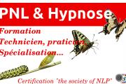 Devenez Praticien en PNL certifié par « the society of NLP »