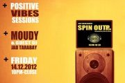Positive Vibes Sessions with MOUDY & Guest DJ JAD TARABAY