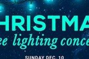 Christmas Tree Lighting Concert