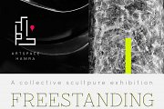 Freestanding | A Collective Sculpture Exhibition Opening Night