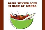 SOUP IS BACK @ Django