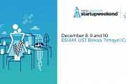 Startup Weekend Bekaa: Agriculture, Food, Water Innovation