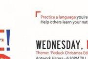 Let's Talk Language // Beirut- Free Potluck Christmas Edition