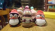 Do you wanna build a snowman (or a penguin)?