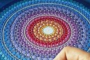 Mandala Therapy at Minus 4