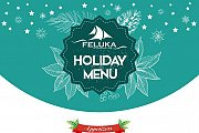 Holiday Menu at Feluka