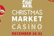 Casino Du Liban and Souk el Akel Celebrate Christmas