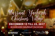 Mazraat Yachouh Christmas Village