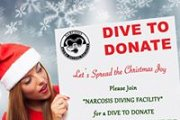 Christmas Dive to Donate