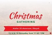 Christmas Gathering at Atelier 33
