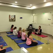 Yoga Classes with AUBMC Health and Wellness Center