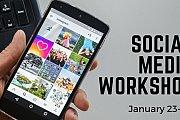 Social Media Workshop at AMIDEAST