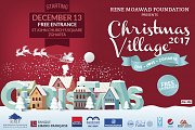 RMF Christmas Village 2017 at Zgharta