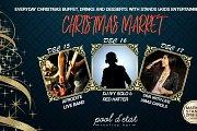Christmas Market at Pool D'Etat