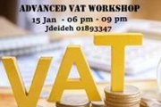 Advanced VAT Course for Accountants