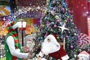 Santa's Magical Christmas at Magic Land