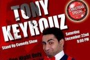 Toni Keyrouz - Stand-up Comedy show