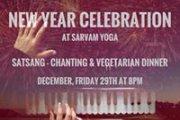 NYE Celebration-Chanting & Dinner