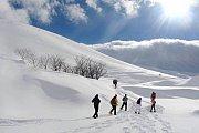 Arez-Bekaa Kafra Snowshoeing with Wild Adventures