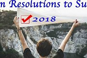 From Resolutions to Success