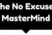 The No Excuses MasterMind