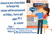 Trip to Faraya and Mayrouba Sunday