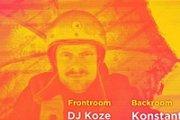 DJ Koze, Konstantin Sibold at The Grand Factory