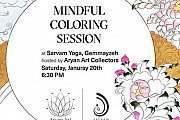 Mindful Coloring V.9