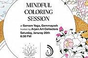 Mindful Coloring V.9