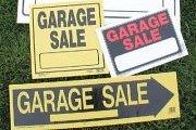 Annual garage sale @ [ants]