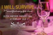 Barbara Nassar 3rd Annual Fundraising Gala Dinner