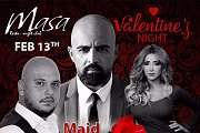 Valentine Evening at Massabki Hotel