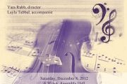 """""""Winter Concert"""""""