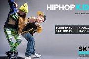 HipHop Kids at SKY DANCE Studio