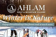 Winter In Nature at AHLAM Golf & Mountain Village
