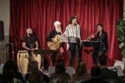 The MoniQuartet live at The Quadrangle!