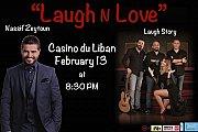 Laugh n Love - Valentine Dinner