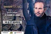 Ghassan Saliba Live at Casino du Liban