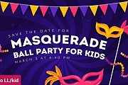 Masquerade Ball Party For Kids