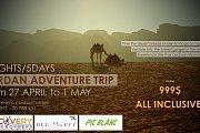 Jordan - The Adventure Trip