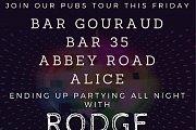 Pubs Tour