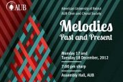 'Melodies, Past and Present'