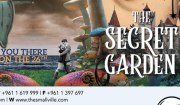 Opening week of the Secret Garden at The Smallville Hotel