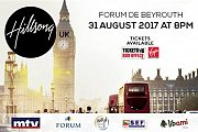 HillSong band live in Concert at Forum de Beyrouth